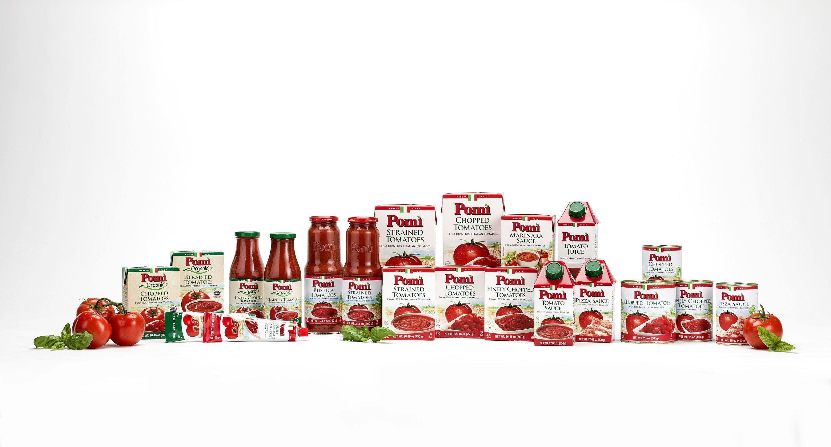 Why we rate Pomi tomato products