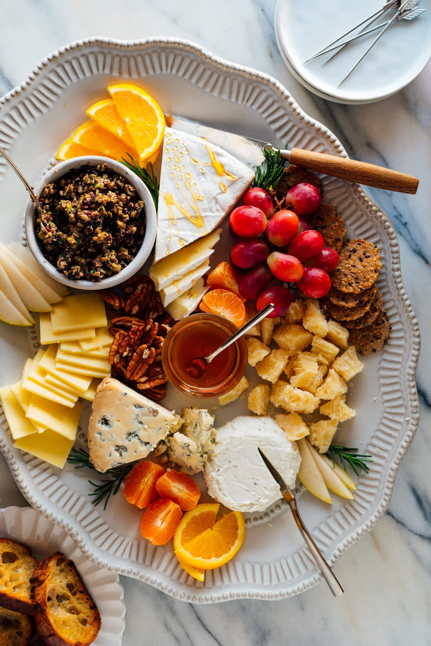 How to make a standout cheese board