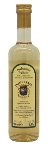 12 x 500ml Don Cesare White Balsamic IGP