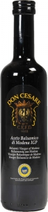 6 x 500ml Don Cesare Balsamic Of Modena PGI
