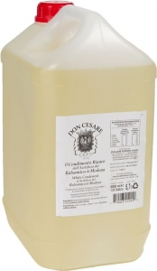 2 x 5L Don Cesare White Balsamic of Modena PGI