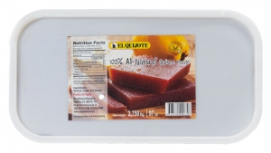 2 x 2750g El Quijote Natural Quince Paste
