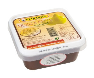 18 x 400g El Quijote Natural Quince Paste