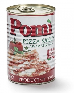 24 x 400g Pomi Pizza Sauce With Herbs