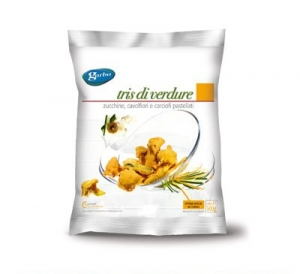 5 x 1kg Garbo Battered Vegetable Mix
