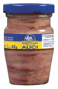 12 x 80g Nocchiero Anchovy Fillets