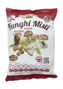 12 x 500g Petrucci Mix Mushrooms